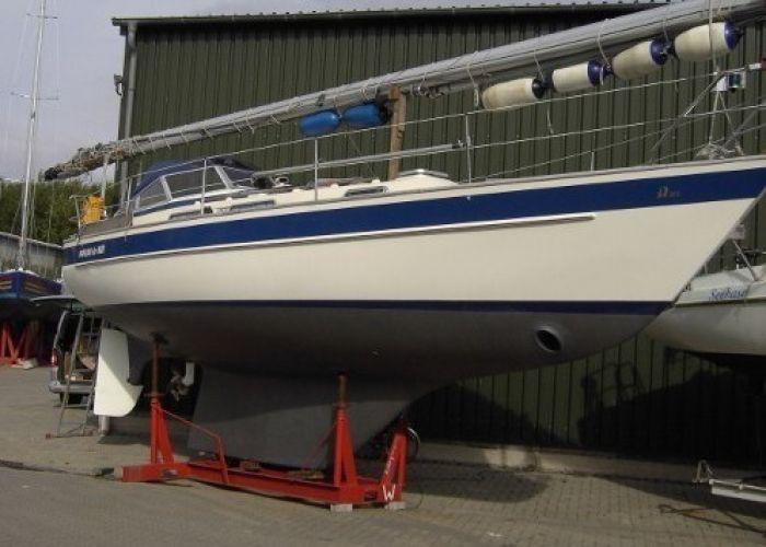 Hallberg-Rassy 312, Zeiljacht  for sale by Sailing World Lemmer NL / Heiligenhafen (D)