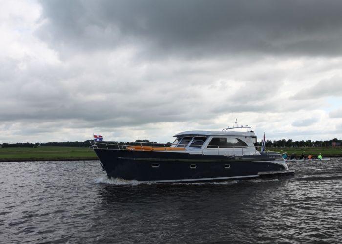 Steeler NG 43, Motorjacht  for sale by Sailing World Lemmer NL / Heiligenhafen (D)