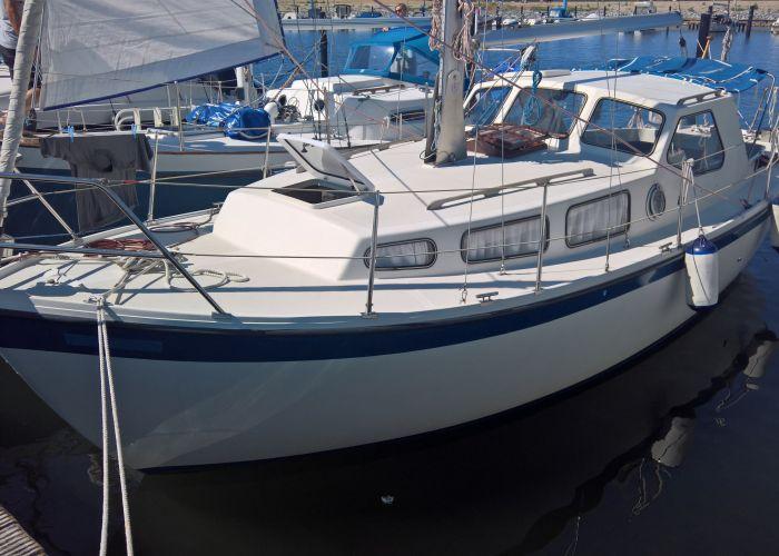 LM 27, Zeiljacht  for sale by Sailing World Lemmer NL / Heiligenhafen (D)