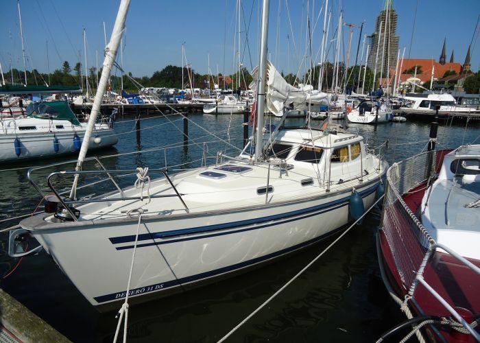 Degero 31, Zeiljacht  for sale by Sailing World Lemmer NL / Heiligenhafen (D)