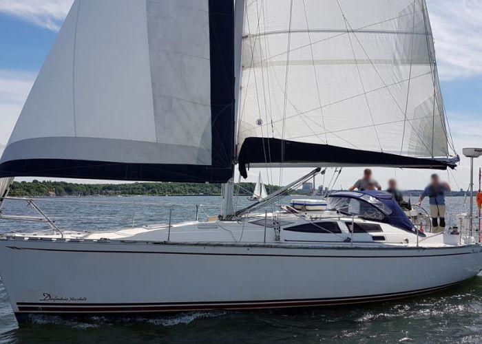 Delphia 40, Zeiljacht  for sale by Sailing World Lemmer NL / Heiligenhafen (D)
