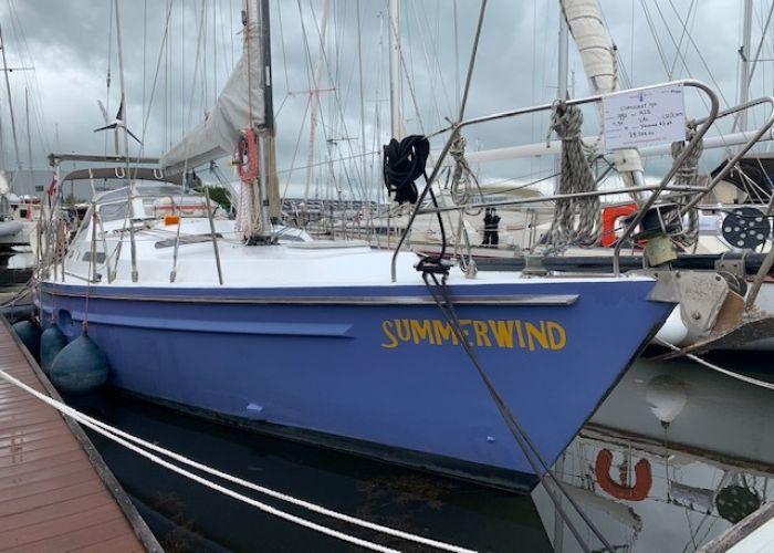 Cumulant 40 HJB, Zeiljacht  for sale by Sailing World Lemmer NL / Heiligenhafen (D)