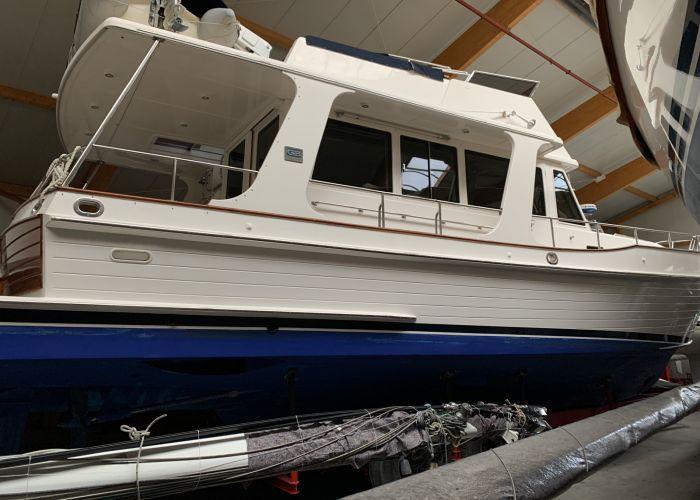 Grand Banks 47 Heritage EU, Motorjacht  for sale by Sailing World Lemmer NL / Heiligenhafen (D)