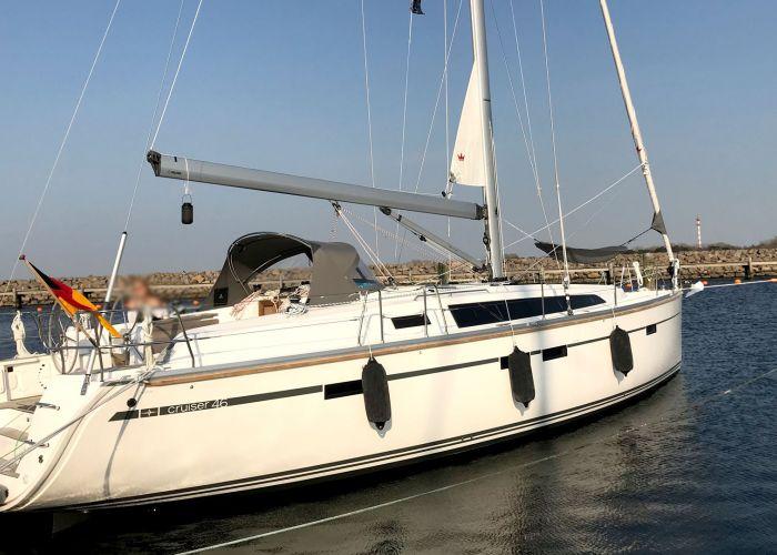 Bavaria Cruiser 46, Zeiljacht  for sale by Sailing World Lemmer NL / Heiligenhafen (D)