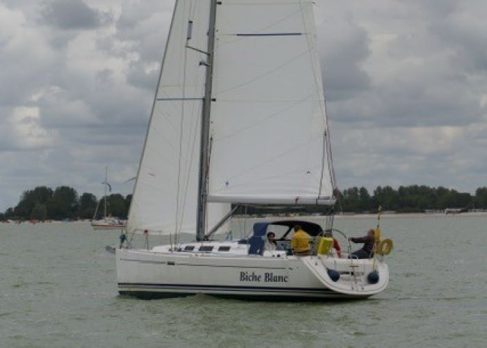 Dufour 40 Performance, Zeiljacht  for sale by Sailing World Lemmer NL / Heiligenhafen (D)