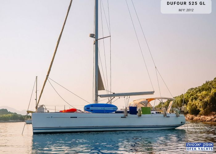 Dufour 525 Grand Large, Zeiljacht  for sale by Sailing World Lemmer NL / Heiligenhafen (D)