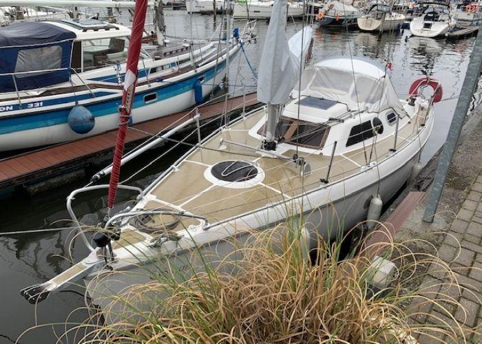 Etap 26I, Zeiljacht  for sale by Sailing World Lemmer NL / Heiligenhafen (D)