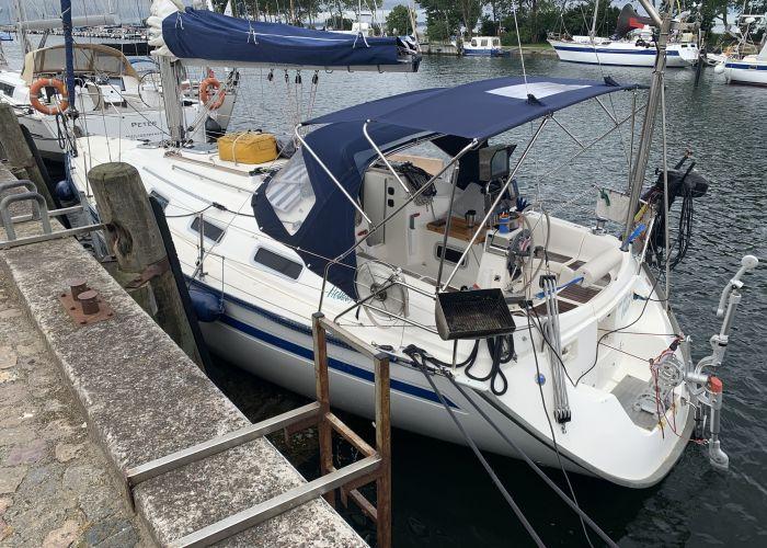 Bavaria 35, Zeiljacht  for sale by Sailing World Lemmer NL / Heiligenhafen (D)