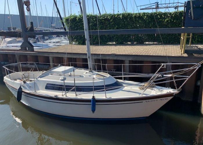 Hurley 24, Zeiljacht  for sale by Sailing World Lemmer NL / Heiligenhafen (D)