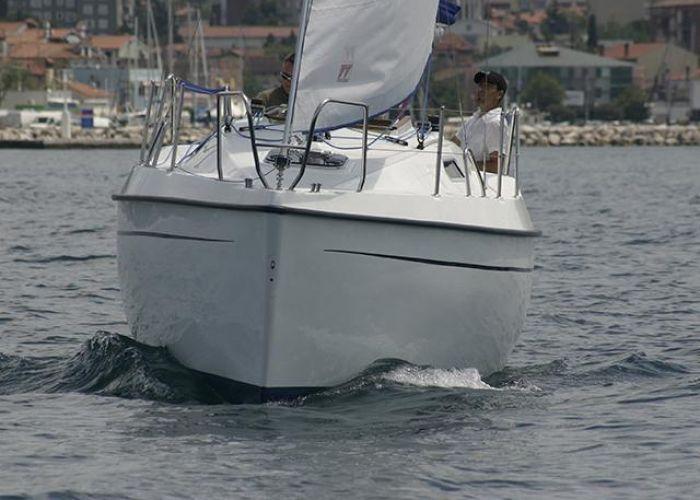 Viko 25, Segelyacht  for sale by Sailing World Lemmer NL / Heiligenhafen (D)