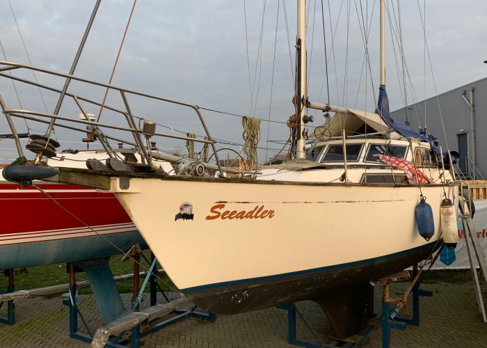 Colvic Victor 34, Segelyacht  for sale by Sailing World Lemmer NL / Heiligenhafen (D)