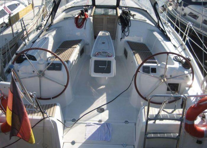 Beneteau Cyclades 39, Zeiljacht  for sale by Sailing World Lemmer NL / Heiligenhafen (D)