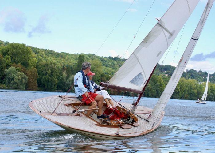 Joli Morgann, Zeiljacht  for sale by Sailing World Lemmer NL / Heiligenhafen (D)