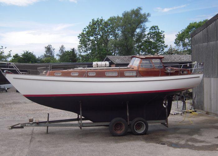 Vindö 50, Zeiljacht  for sale by Sailing World Lemmer NL / Heiligenhafen (D)