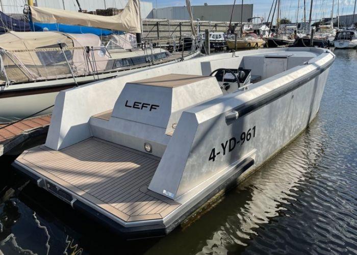 Leff 850 Cabin, Speed- en sportboten  for sale by Sailing World Lemmer NL / Heiligenhafen (D)