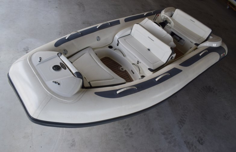 Avon Sea Sport 430 Jet DL