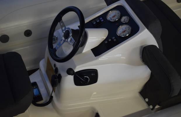 Williams Turbo Jet 445, RIB en opblaasboot Williams Turbo Jet 445 te koop bij Delta Watersport