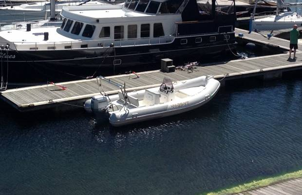 Zodiac Medline 580, RIB en opblaasboot Zodiac Medline 580 te koop bij Delta Watersport