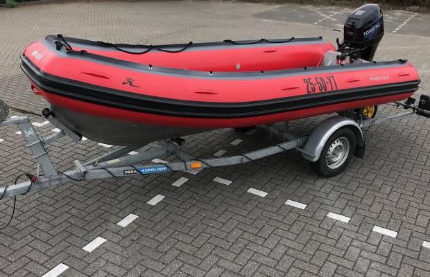 AB A 14 Profile, RIB en opblaasboot AB A 14 Profile te koop bij Delta Watersport