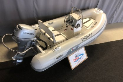 AB Alumina 11 ALX, RIB en opblaasboot for sale by Delta Watersport