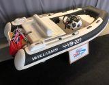 Williams 345 Sportjet, Резиновая и надувная лодка Williams 345 Sportjet для продажи Delta Watersport