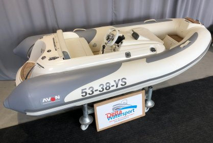 Avon 330 Seasport Jet, RIB en opblaasboot for sale by Delta Watersport