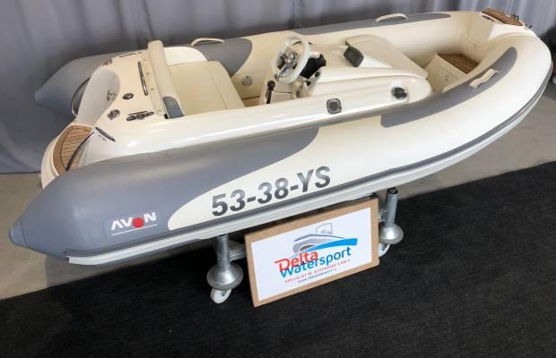 Avon 330 Seasport Jet, RIB en opblaasboot Avon 330 Seasport Jet te koop bij Delta Watersport