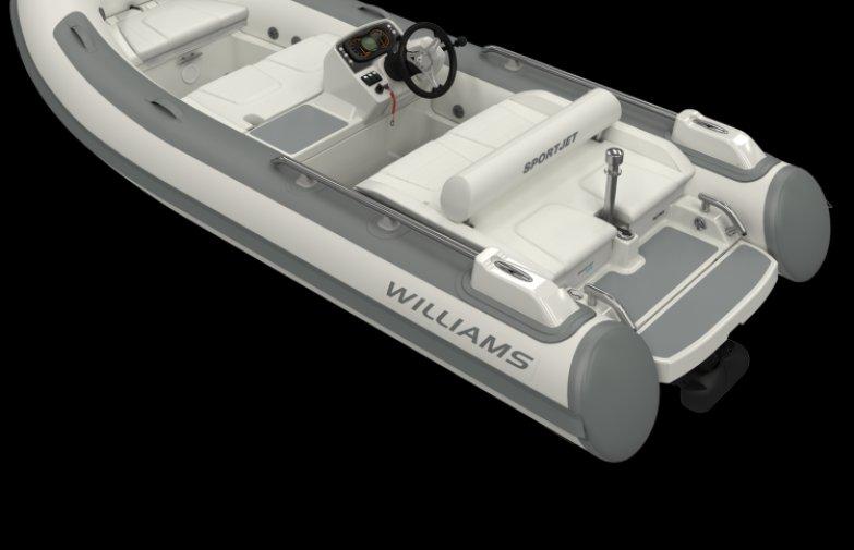 Williams 395 Sportjet