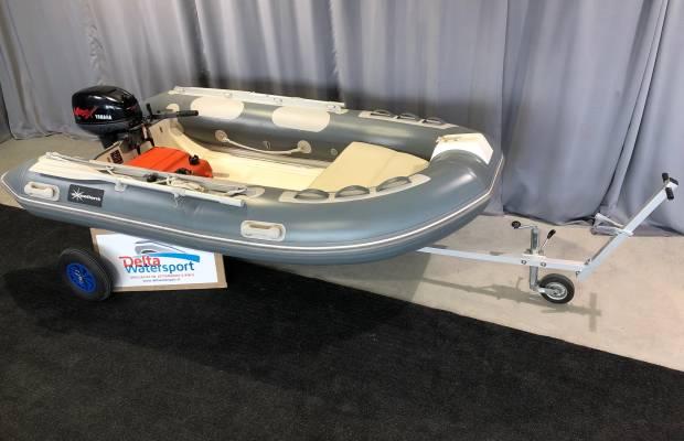 Excellent RIB 300, RIB en opblaasboot Excellent RIB 300 te koop bij Delta Watersport