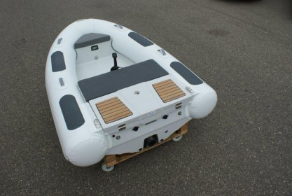 Jettender 250, RIB en opblaasboot for sale by Delta Watersport