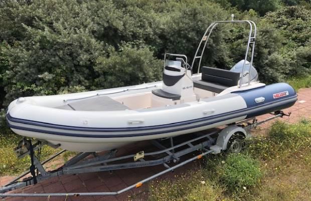 Valiant 580 Comfort, RIB en opblaasboot Valiant 580 Comfort te koop bij Delta Watersport