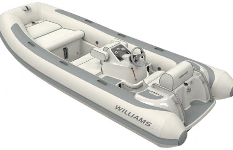 Williams 445 Turbojet