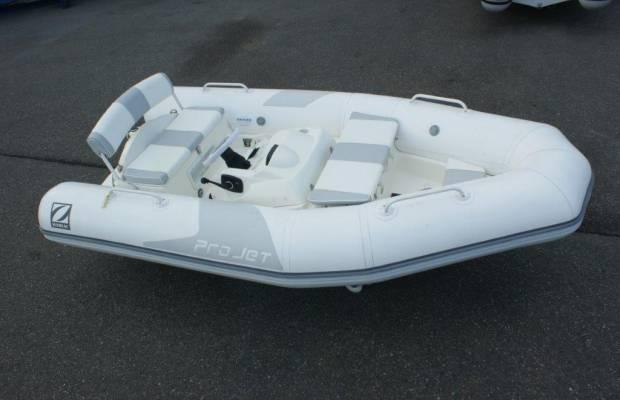 Zodiac Projet 350 TC4, RIB en opblaasboot Zodiac Projet 350 TC4 te koop bij Delta Watersport