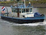Ex Rijkswaterstaat Vlet, Ex-bateau de travail Ex Rijkswaterstaat Vlet à vendre par Yachtbrokers Loosdrecht