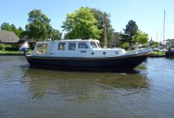 Grouwster Vlet 1050, Motorjacht Grouwster Vlet 1050 te koop bij Hollandboat