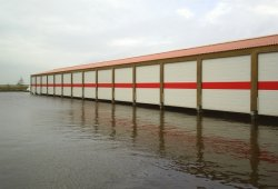 SCHIPHUIS Met Garage Sneek, Motor Yacht SCHIPHUIS Met Garage Sneek te koop bij Hollandboat