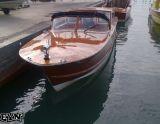 Giudecca Motonautical Shipyard Venetian Wooden Taxi Boat, Bateau à moteur Giudecca Motonautical Shipyard Venetian Wooden Taxi Boat à vendre par European Yachting Network