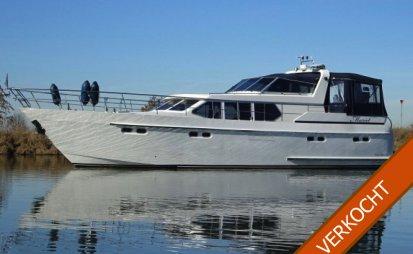 Pacific Allure 155, Motorjacht for sale by EYN Jachtmakelaardij Zuidboten