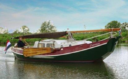Zeeschouw 940, Plat- en rondbodem, ex-beroeps zeilend for sale by EYN Jachtmakelaardij Zuidboten