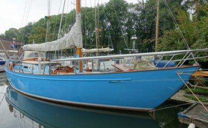 One Off Classic Sailing Yacht, Zeiljacht for sale by EYN Jachtmakelaardij Noord West