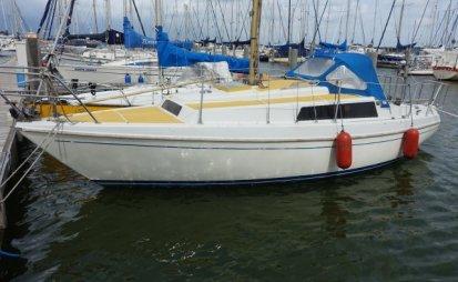 Neptun 26, Zeiljacht for sale by EYN Jachtmakelaardij Noord West