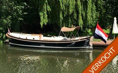 Jan Van Gent 1035 Cabin, Sloep for sale by EYN Hoofdkantoor