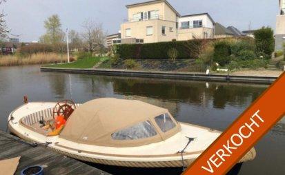 Wiegmans AW25, Sloep for sale by EYN Jachtmakelaardij Noord West