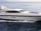 OVERMARINE Mangusta 108, Моторная яхта OVERMARINE Mangusta 108 для продажи European Yachting Network