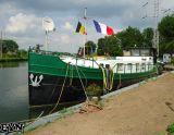 Woonschip Met ligplaats, Ex-professionele motorboot Woonschip Met ligplaats hirdető:  European Yachting Network