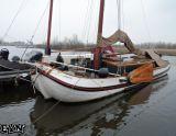 Tjalk Roefschip, Plat- en rondbodem, ex-beroeps zeilend Tjalk Roefschip hirdető:  European Yachting Network