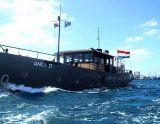 Voormalige Stoomsleper, Nu Directievaartuig Online Bootveiling T/m 30 Mei, Ex-bateau de travail Voormalige Stoomsleper, Nu Directievaartuig Online Bootveiling T/m 30 Mei à vendre par Bootveiling B.V.