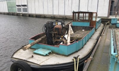 , Ex-commercial motor boat  for sale by Bootveiling.com