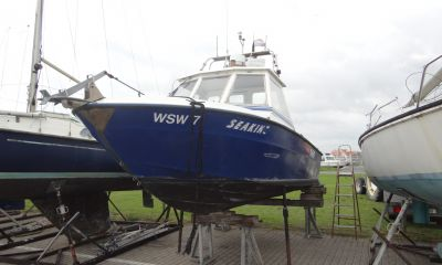 Event Auction - Visserboot Seaking, Motorjacht  for sale by VesselAuction B.V.