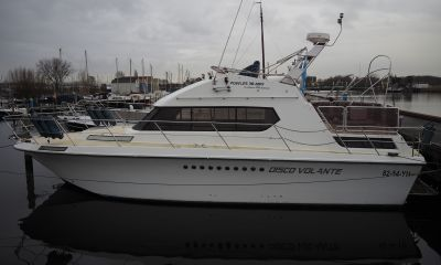 Motorjacht Powles 38 MKII 11,60 Meter, Motorjacht  for sale by VesselAuction B.V.